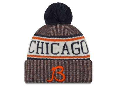 Chicago Bears New Era 2018 NFL Sport Knit
