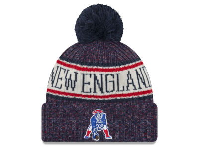 New England Patriots New Era 2018 NFL Sport Knit