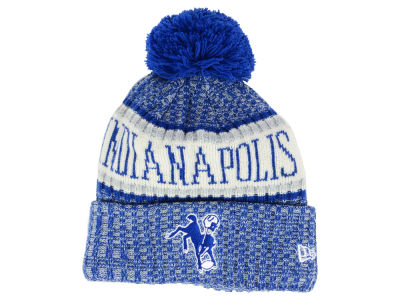 Indianapolis Colts New Era 2018 NFL Kids Sport Knit