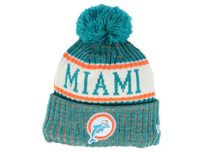 Miami Dolphins New Era 2018 NFL Kids Sport Knit