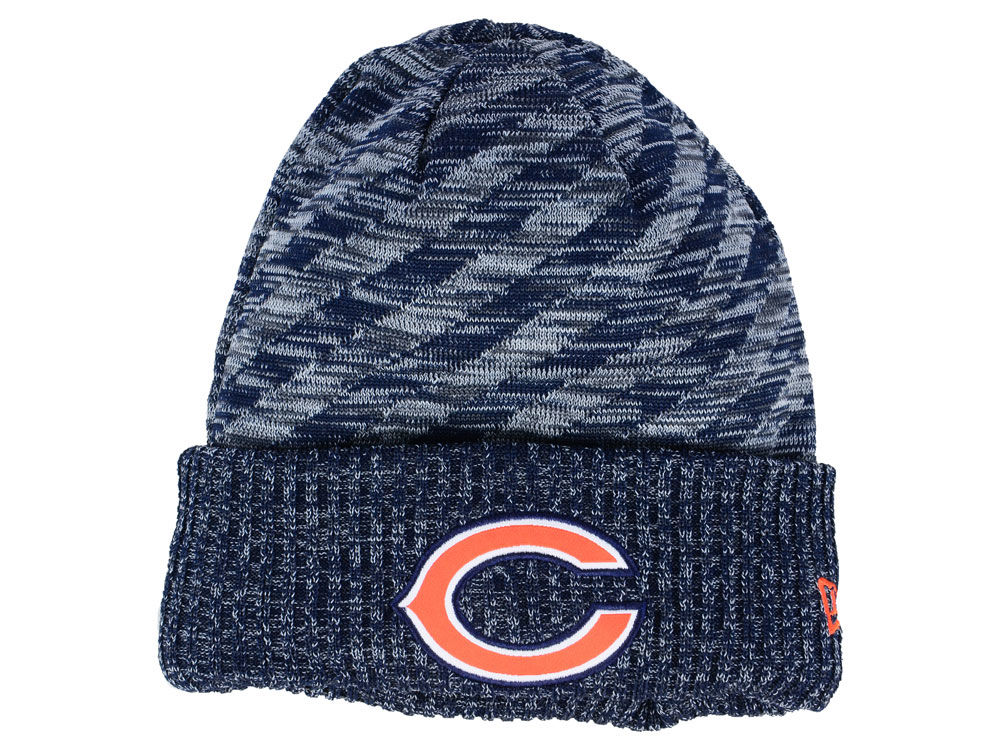 Chicago Bears New Era 2018 NFL Kids Touchdown Knit  c14a425f2