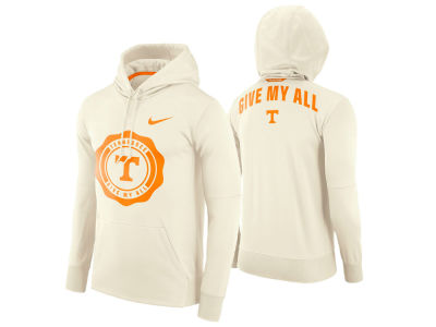 Tennessee Volunteers Nike NCAA Men's Rivalry Therma Hooded Sweatshirt