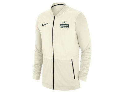 Michigan State Spartans Nike NCAA Men's Rivalry Elite Hybrid Jacket