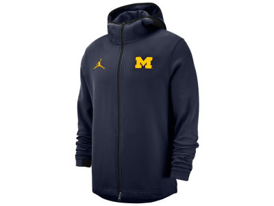 Michigan Wolverines Nike NCAA Men's Showtime Full Zip Hooded Jacket