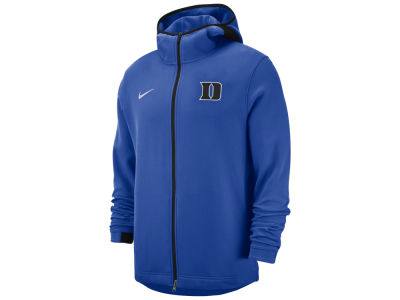 Duke Blue Devils Nike NCAA Men's Showtime Full Zip Hooded Jacket