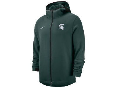 Michigan State Spartans Nike NCAA Men's Showtime Full Zip Hooded Jacket