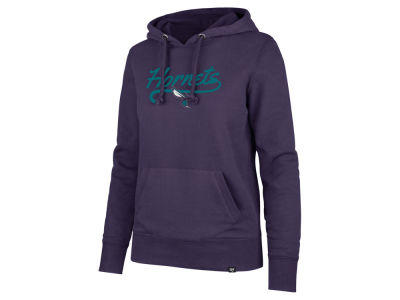 Charlotte Hornets '47 NBA Women's Clean Sweep Headline Hoodie