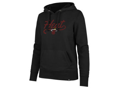 Miami Heat '47 NBA Women's Clean Sweep Headline Hoodie