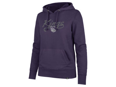 Sacramento Kings '47 NBA Women's Clean Sweep Headline Hoodie