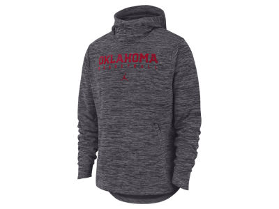 Oklahoma Sooners Jordan NCAA Men's Spotlight Pullover Hooded Sweatshirt