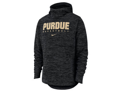 a2014a878 Purdue Boilermakers Nike NCAA Men s Spotlight Pullover Hooded Sweatshirt