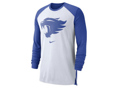 Kentucky Wildcats Nike NCAA Men's Breathe Shooter Long Sleeve T-Shirt