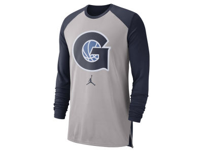 Georgetown Hoyas Nike NCAA Men's Breathe Shooter Long Sleeve T-Shirt