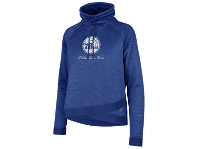 Philadelphia 76ers '47 NBA Women's Commuter Funnelneck Sweatshirt