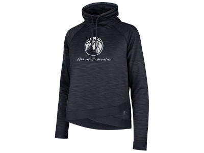 Minnesota Timberwolves '47 NBA Women's Commuter Funnelneck Sweatshirt