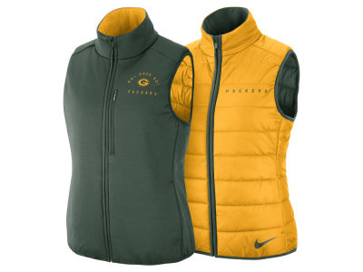 Green Bay Packers Nike NFL Women's Reversible Vest