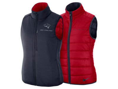 New England Patriots Nike NFL Women's Reversible Vest