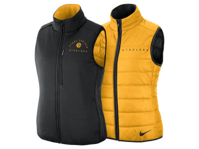 Pittsburgh Steelers Nike NFL Women's Reversible Vest