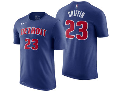 Detroit Pistons Blake Griffin Nike NBA Men's Icon Player T-shirt