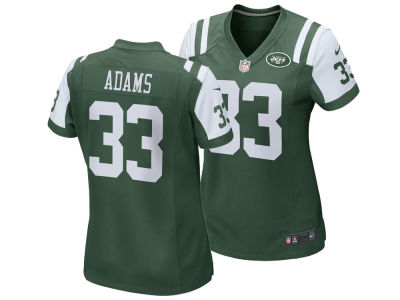 New York Jets Jamal Adams Nike NFL Women's Game Jersey