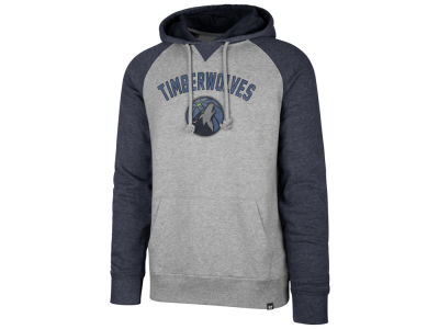 Minnesota Timberwolves '47 NBA Men's Match Raglan Hoodie