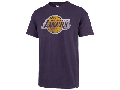Los Angeles Lakers '47 NBA Men's Grit Scrum T-shirt
