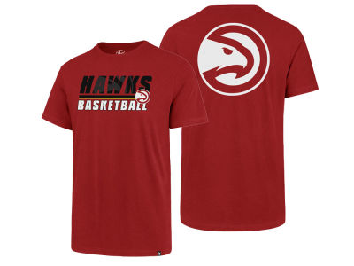 Atlanta Hawks '47 NBA Men's Fade Back Super Rival T-Shirt