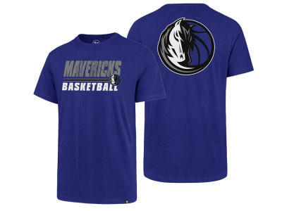 Dallas Mavericks '47 NBA Men's Fade Back Super Rival T-Shirt