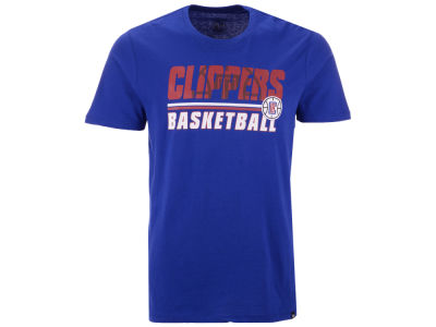 Los Angeles Clippers '47 NBA Men's Fade Back Super Rival T-Shirt