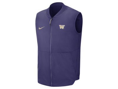 Washington Huskies Nike 2018 NCAA Men's Elite Vest