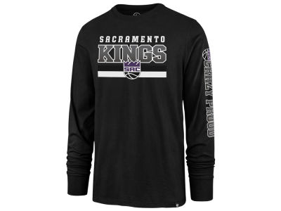 Sacramento Kings '47 NBA Men's Level Up Super Rival Long Sleeve T-Shirt