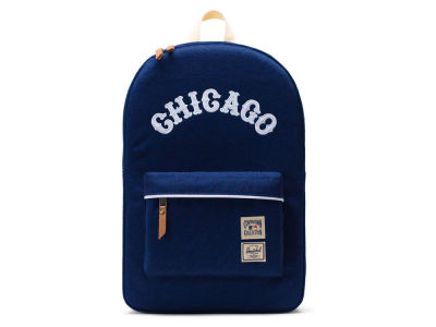 Chicago Cubs Herschel MLB Cooperstown Collection Heritage Backpack