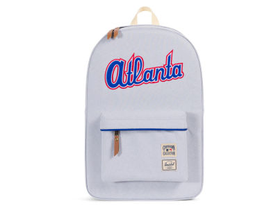 Atlanta Braves Herschel MLB Cooperstown Collection Heritage Backpack