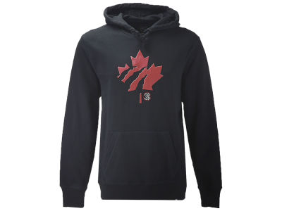 Toronto Raptors '47 NBA Men's Pawed Leaf Headline Hoodie
