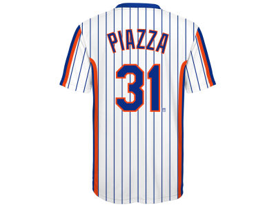 New York Mets Mike Piazza Outerstuff MLB Youth Coop Poly Player T-Shirt