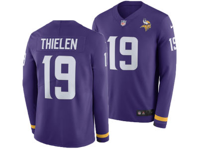 Minnesota Vikings ADAM THIELEN Nike NFL Men's Therma Jersey