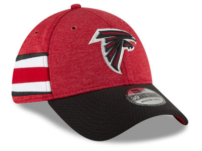 Atlanta Falcons New Era 2018 Official NFL Sideline Home 39THIRTY Cap