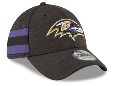Baltimore Ravens New Era 2018 Official NFL Sideline Home 39THIRTY Cap