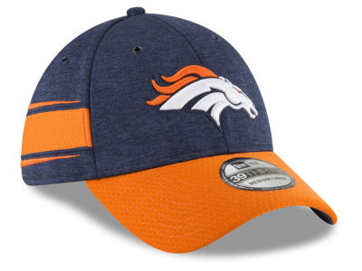 Denver Broncos New Era 2018 Official NFL Sideline Home 39THIRTY Cap