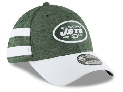 premium selection 57a58 f3643 ... wholesale new york jets new era 2018 official nfl sideline home  39thirty cap 9dc34 3a3b1