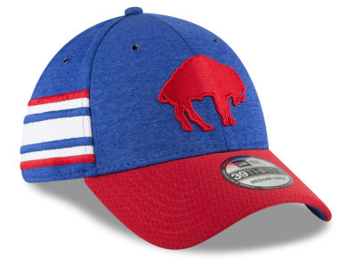 Buffalo Bills New Era 2018 Official NFL Sideline Home 39THIRTY Cap