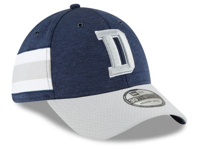 6277c4dff59 Dallas Cowboys New Era 2018 Official NFL Sideline Home 39THIRTY Cap