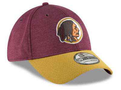 Washington Redskins New Era 2018 Official NFL Sideline Home 39THIRTY Cap