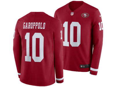 San Francisco 49ers JIMMY GAROPPOLO Nike NFL Men's Therma Jersey