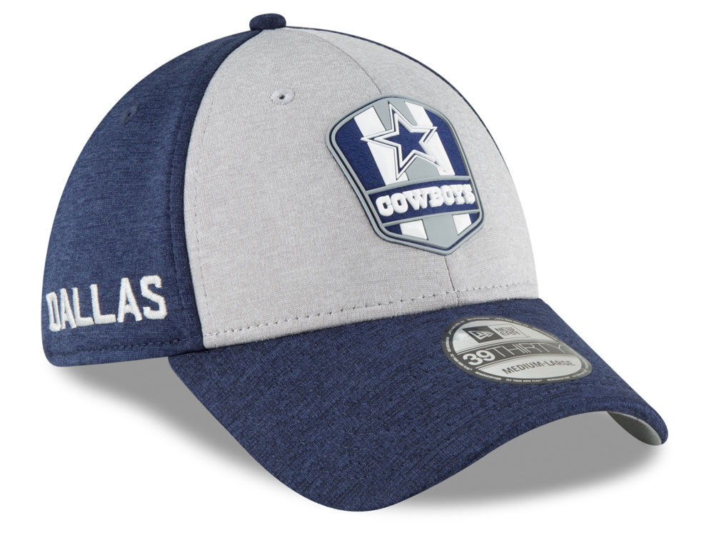 the latest 6bb1f 74aee ... where to buy dallas cowboys new era 2018 official nfl sideline road  39thirty cap 5f7a6 32069