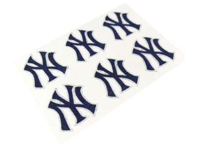 New York Yankees MLB Glitter Decals