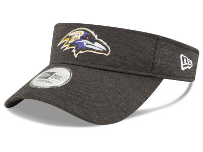 Baltimore Ravens New Era 2018 Official NFL Sideline Visor