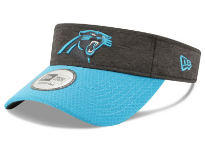 Carolina Panthers New Era 2018 Official NFL Sideline Visor