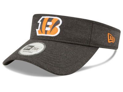 Cincinnati Bengals New Era 2018 Official NFL Sideline Visor
