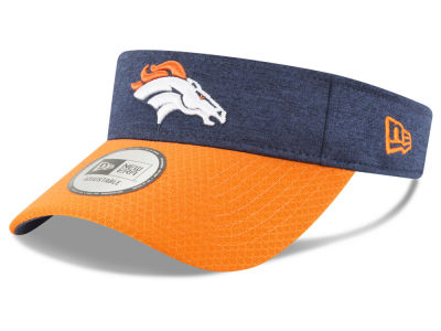 Denver Broncos New Era 2018 Official NFL Sideline Visor